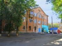Волгоград, улица Копецкого, дом 11. многоквартирный дом