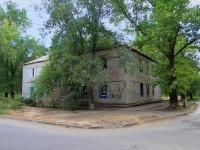 Волгоград, улица Марийская, дом 1. многоквартирный дом