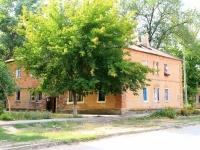 Волгоград, улица Олимпийская, дом 16. многоквартирный дом