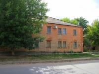 Волгоград, улица Олимпийская, дом 18. многоквартирный дом