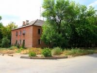 Волгоград, улица Олимпийская, дом 22. многоквартирный дом