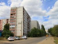 Волгоград, улица Панферова, дом 14. многоквартирный дом