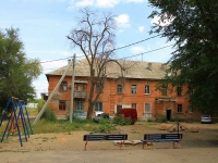 Волгоград, улица Панферова, дом 58. многоквартирный дом