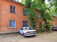 Волгоград, улица Панферова, дом 60. многоквартирный дом