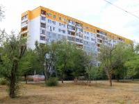 Волгоград, улица Панферова, дом 2. многоквартирный дом