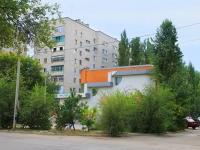 Волгоград, улица Панферова, дом 6. многоквартирный дом
