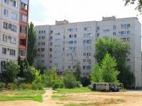 Волгоград, улица Панферова, дом 8. многоквартирный дом