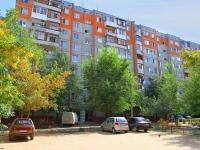 Волгоград, улица Панферова, дом 12. многоквартирный дом