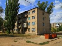 Волгоград, улица Пятиморская, дом 11. многоквартирный дом