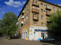 Volgograd, avenue Kanatchikov, house 6. Apartment house