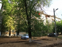 Volgograd, avenue Kanatchikov, house 12. Apartment house
