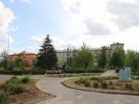 Volgograd, avenue Kanatchikov. public garden