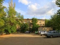 Волгоград, улица Ломакина, дом 11. многоквартирный дом