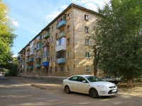 Волгоград, улица Ломакина, дом 25. многоквартирный дом