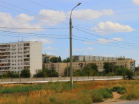 Volgograd, st 2nd Shturmanskaya, house 13. Apartment house
