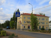 Волгоград, улица Бахтурова, дом 10Б. офисное здание