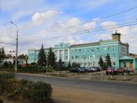 Волгоград, улица Бахтурова, дом 12. офисное здание