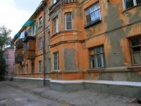 Волгоград, улица Бахтурова, дом 17. многоквартирный дом