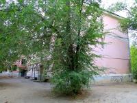 Волгоград, улица Бахтурова, дом 19. многоквартирный дом