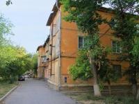 Волгоград, улица Вучетича, дом 4. многоквартирный дом