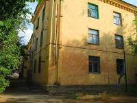 Волгоград, улица Вучетича, дом 6. многоквартирный дом