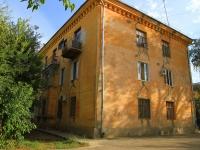 Волгоград, улица Вучетича, дом 12. многоквартирный дом