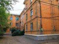 Волгоград, улица Вучетича, дом 16. многоквартирный дом