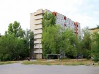 Волгоград, улица Вучетича, дом 18А. многоквартирный дом