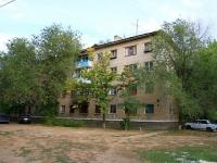 Волгоград, улица Вучетича, дом 20. многоквартирный дом