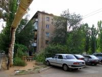 Волгоград, улица Вучетича, дом 22. многоквартирный дом