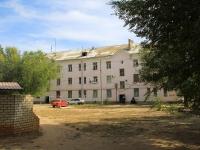 Волгоград, улица Вучетича, дом 7. многоквартирный дом