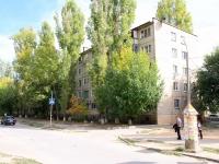 Волгоград, улица Вучетича, дом 24. многоквартирный дом