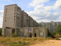 Волгоград, улица Гагринская, дом 1. многоквартирный дом