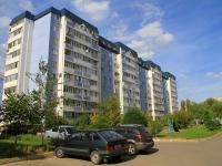 Волгоград, улица Гагринская, дом 7А. многоквартирный дом