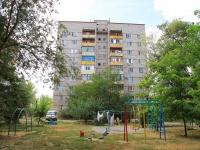 Волгоград, улица Гремячинская, дом 10А. многоквартирный дом