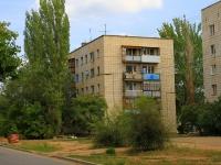 Волгоград, улица Зерноградская, дом 1А. многоквартирный дом