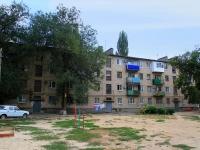 Волгоград, улица Зерноградская, дом 12. многоквартирный дом
