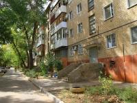 Волгоград, улица Николаевская, дом 4. многоквартирный дом