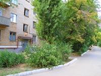 Волгоград, улица Российская, дом 2. многоквартирный дом