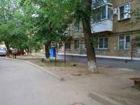 Волгоград, улица Российская, дом 4. многоквартирный дом