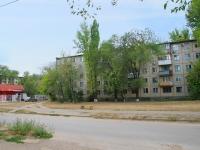 Волгоград, улица Российская, дом 7. многоквартирный дом