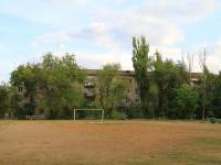 Волгоград, улица Российская, дом 10. многоквартирный дом