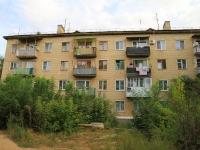 Волгоград, улица Российская, дом 12. многоквартирный дом
