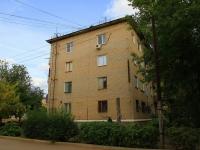 Волгоград, улица Российская, дом 14. многоквартирный дом