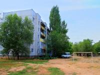 Волгоград, улица Саушинская, дом 1. многоквартирный дом