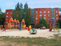 Волгоград, улица Саушинская, дом 1А. многоквартирный дом