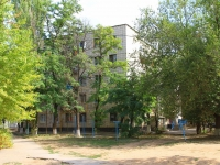 Волгоград, улица Саушинская, дом 4. многоквартирный дом
