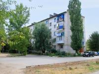 Волгоград, улица Саушинская, дом 6. многоквартирный дом