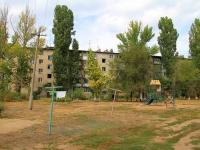 Волгоград, улица Саушинская, дом 7. многоквартирный дом