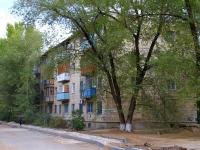 Волгоград, улица Саушинская, дом 11. многоквартирный дом